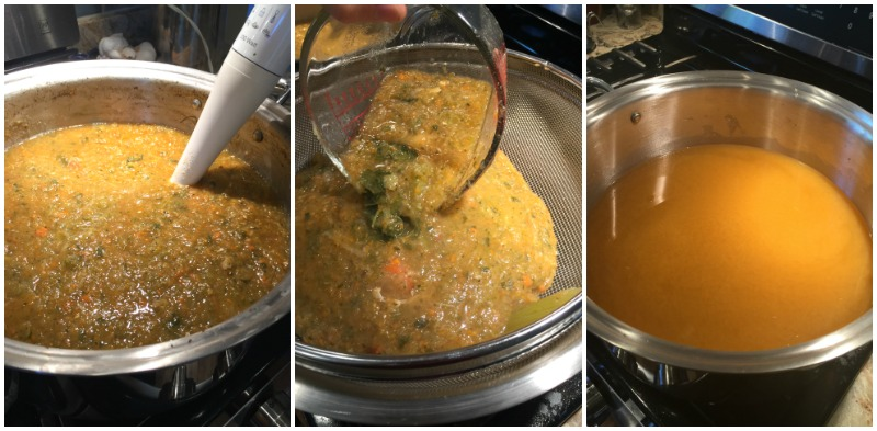 Vegetable Stock - A Family Feast
