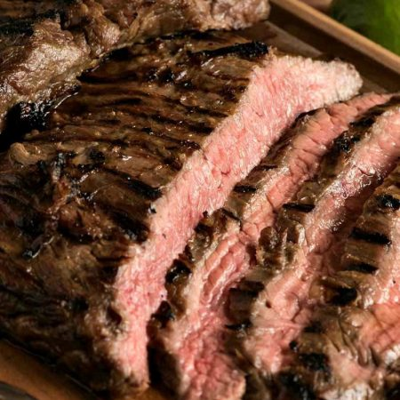 Margarita Skirt Steak - A Family Feast