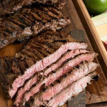 Margarita Skirt Steak - A Family Feast