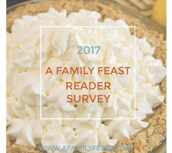 Take our Reader Survey