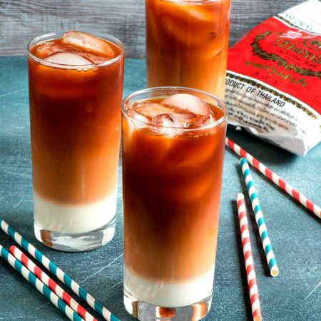 Thai Iced Tea - A Family Feast