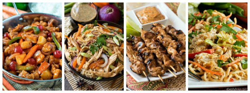 Best Asian Chicken Recipes