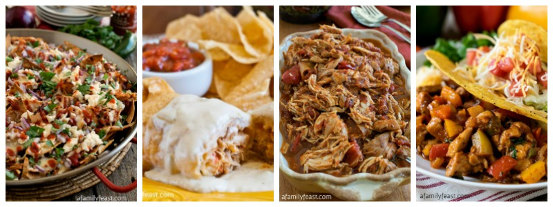 Best Mexican Chicken Recipes