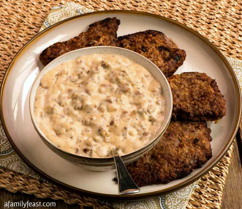 best sausage gravy recipe