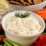 Yogurt and Feta Dip