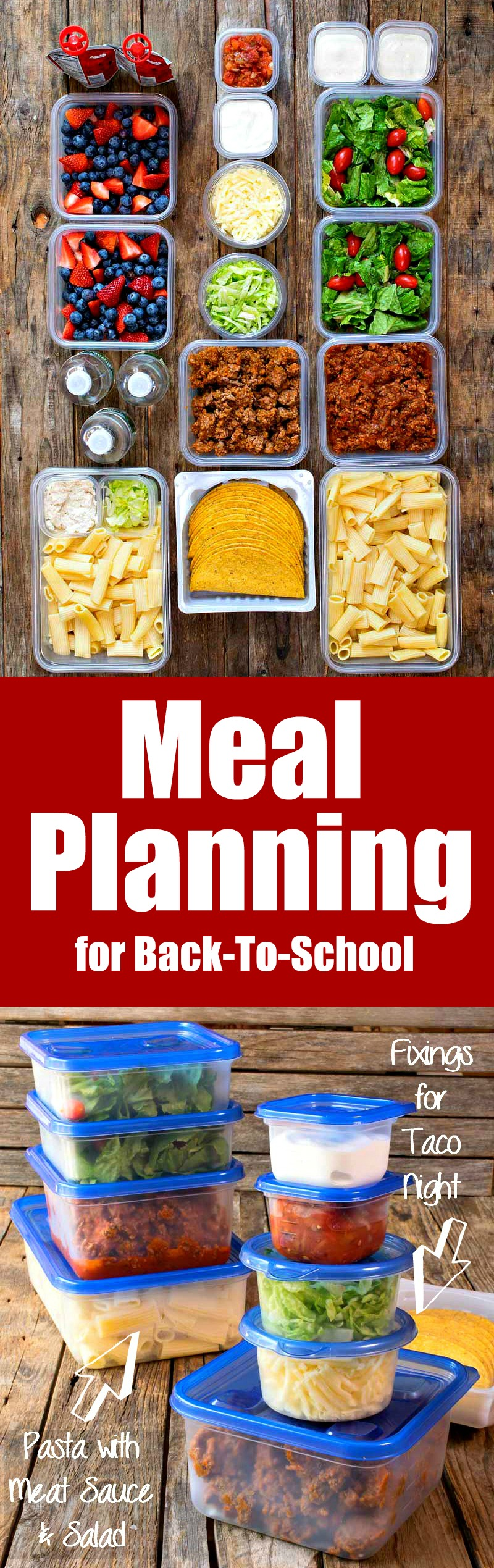 Meal Planning and Meal Prepping - A Family Feast