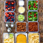 Meal Planning and Meal Prepping