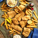 New England Fish Fry - A Family Feast
