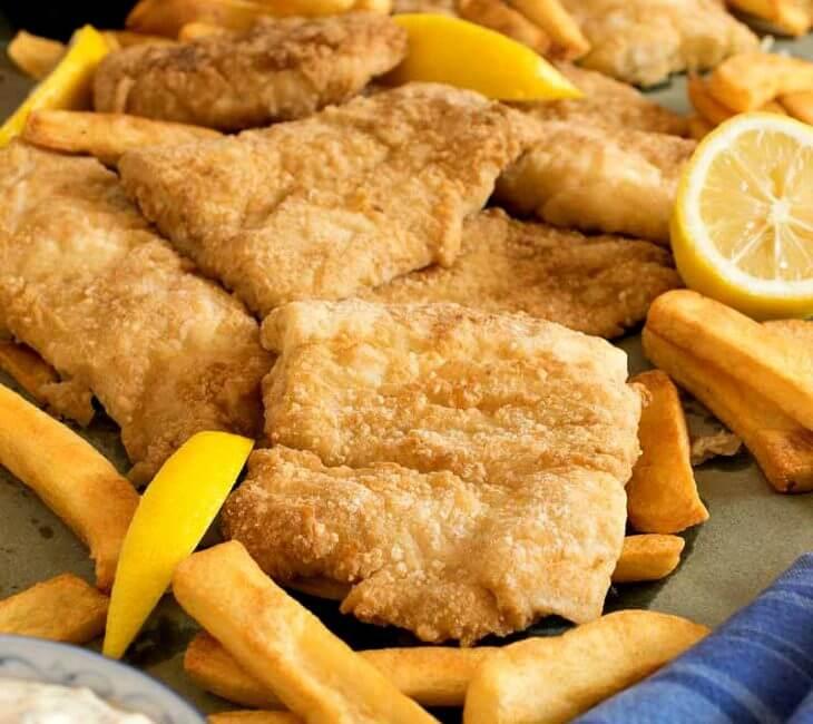 New England Fish Fry
