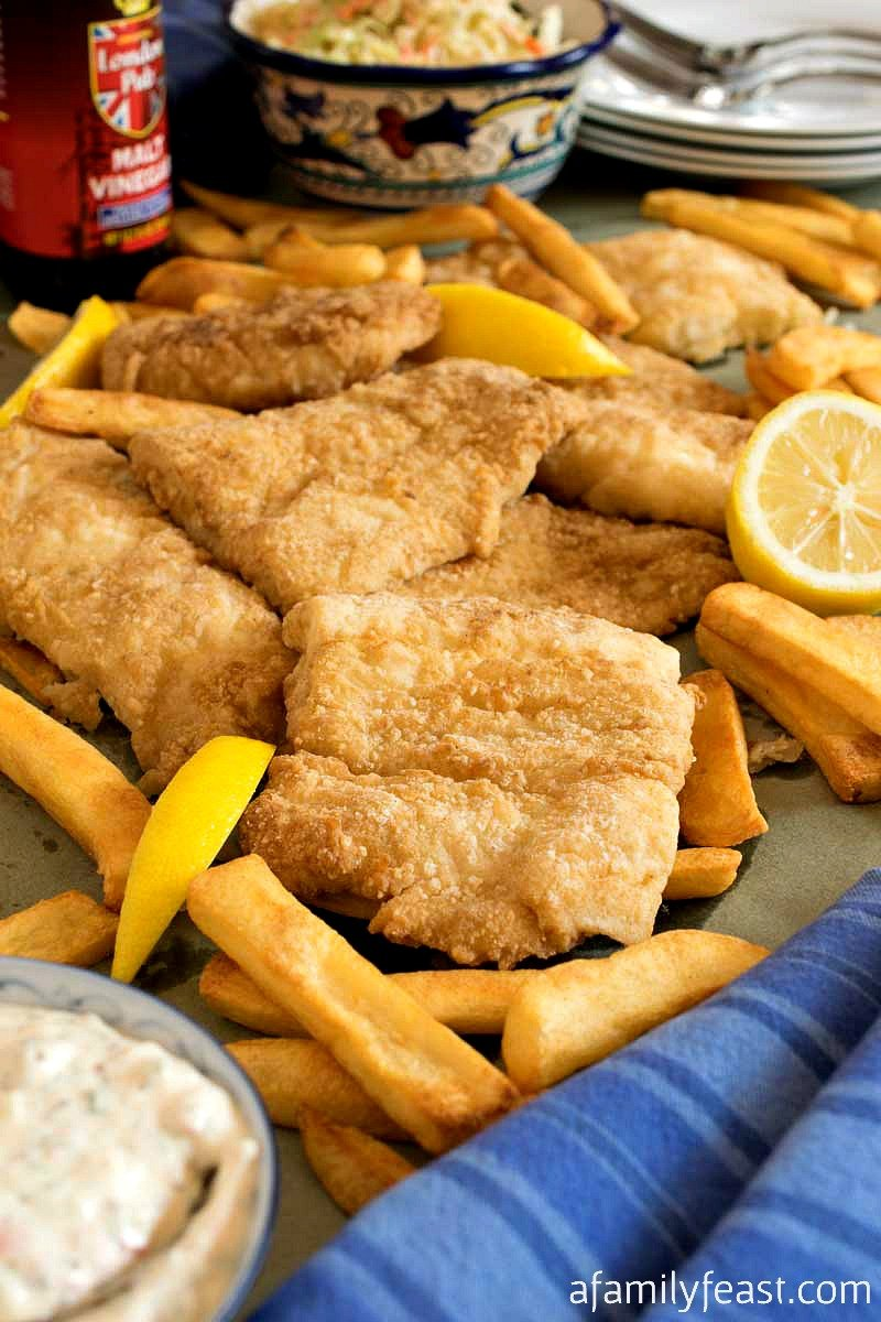 New england fish fry a family feast for Fried fish restaurants