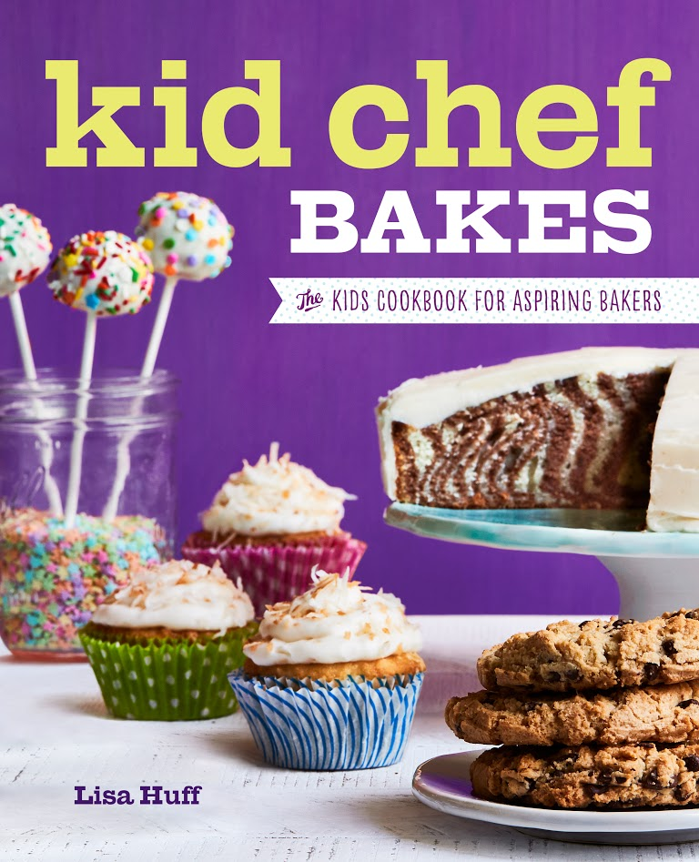 Kids Chef Bakes Cookbook