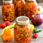 Pickled Peppers - A Family Feast