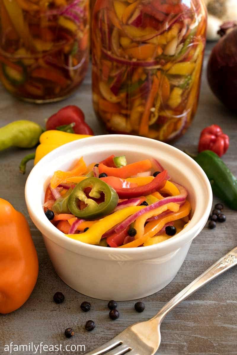 pickled pepper recipe
