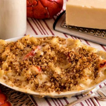 Lobster Macaroni and Cheese - A Family Feast