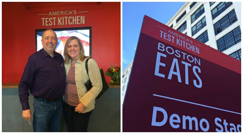America's Test Kitchen Tour