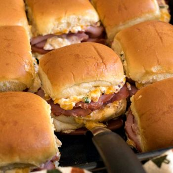Mississippi Sin Ham Sliders