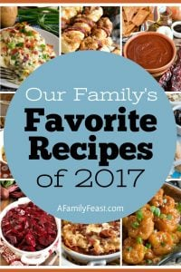 A Family Feast: Top 10 Family Favorites of 2017