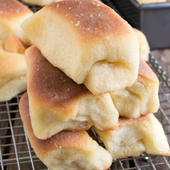 Parker House Rolls - A Family Feast