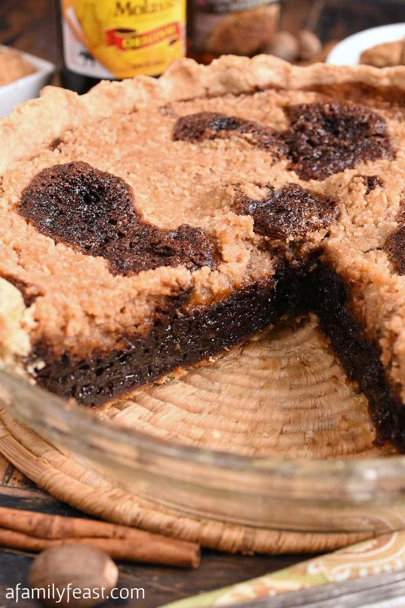 Shoo Fly Pie - A Family Feast