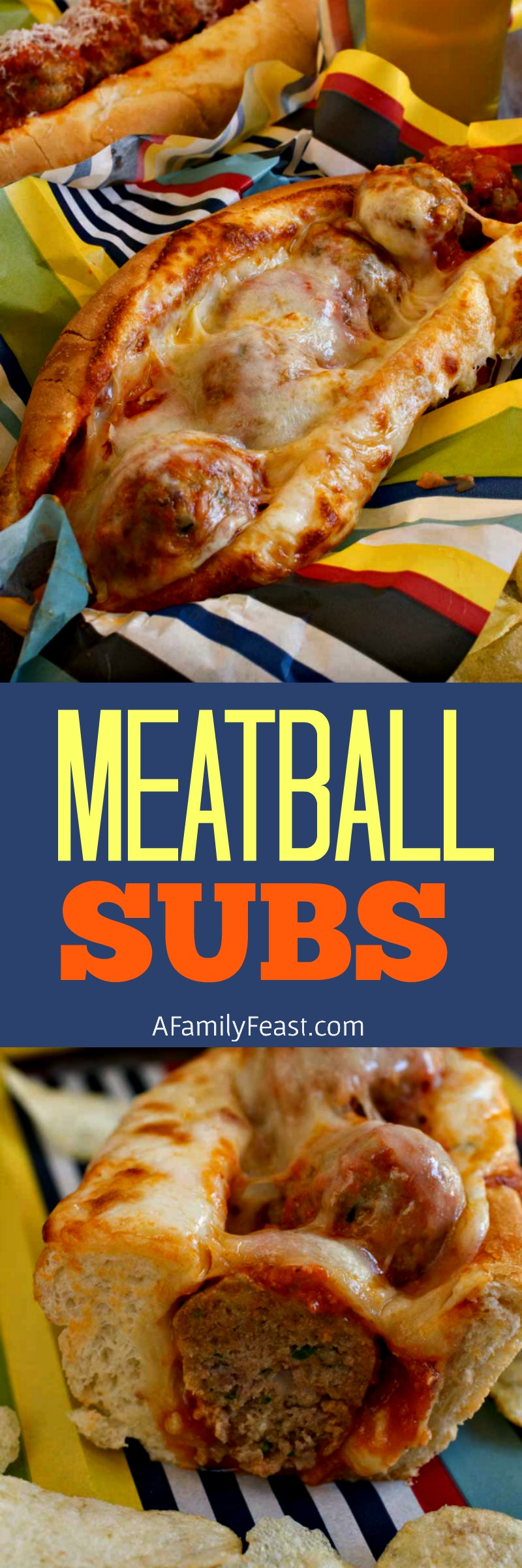 Meatball Subs A Family Feast