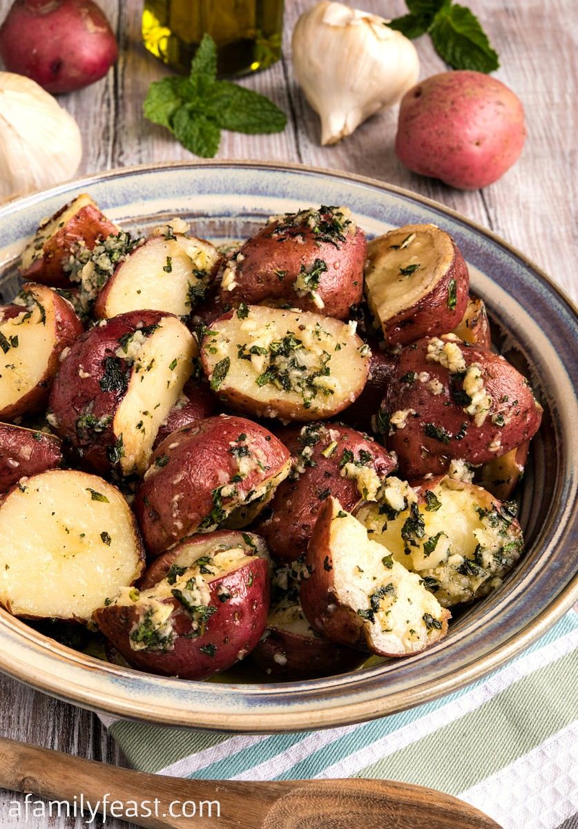 Potatoes Fontecchio