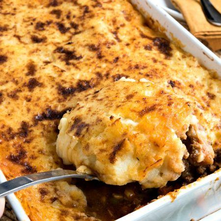 Lamb Shepherd's Pie