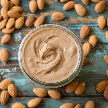 Homemade Almond Butter recipe