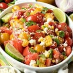 Mexican Tomato and Corn Salad