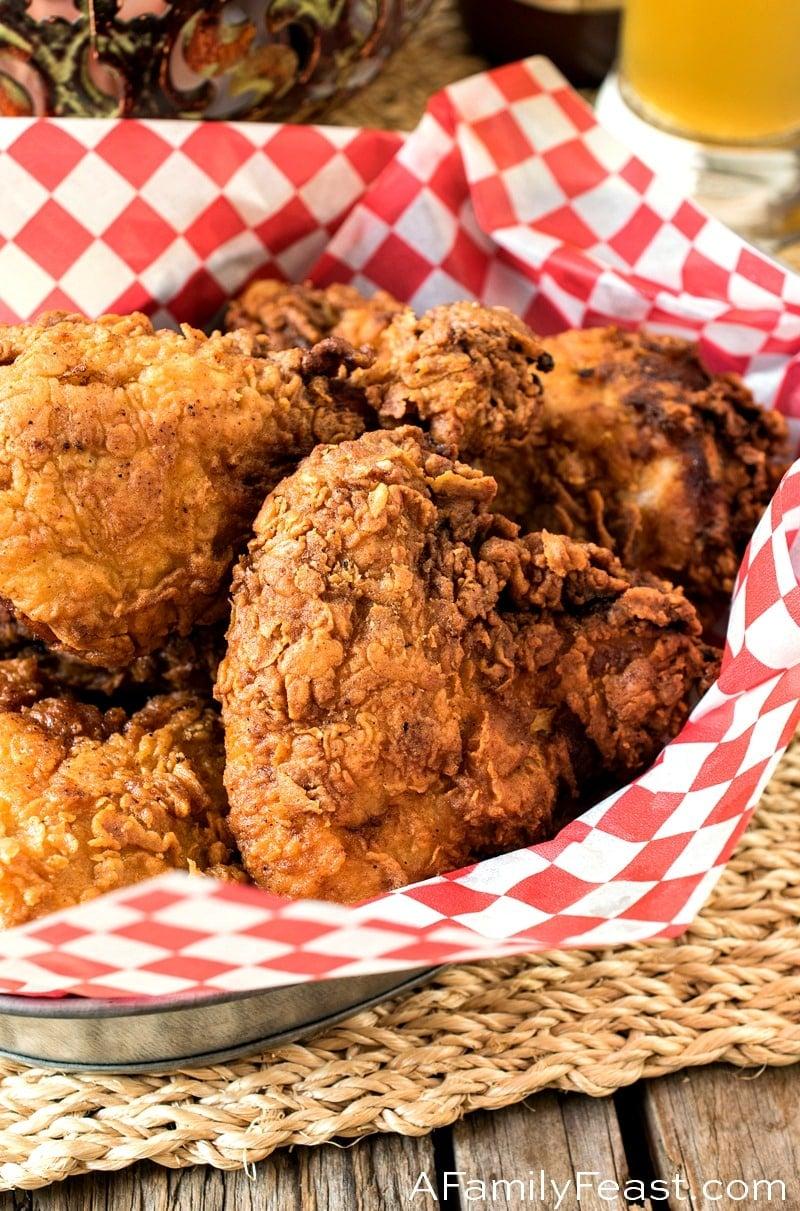 The Best Buttermilk Fried Chicken Recipe A Family Feast