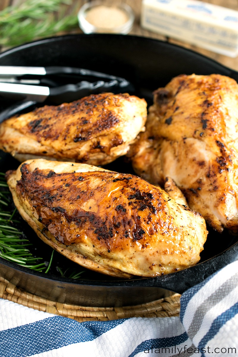 Cast Iron Chicken