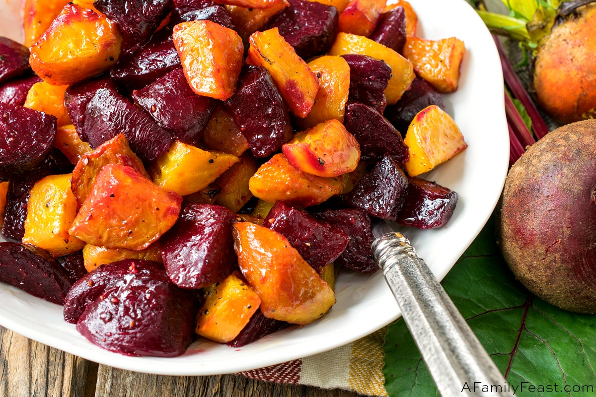 roasted beets a family feast