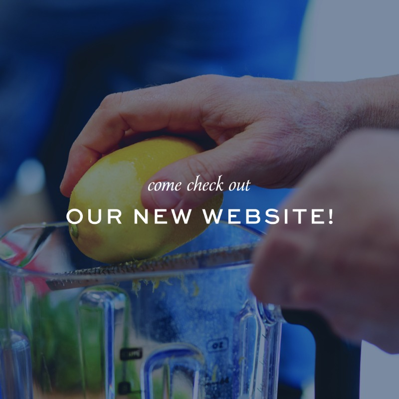 Come check out our new website