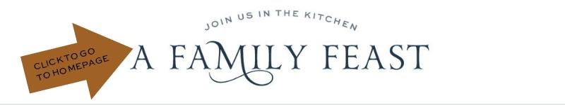 A Family Feast Logo