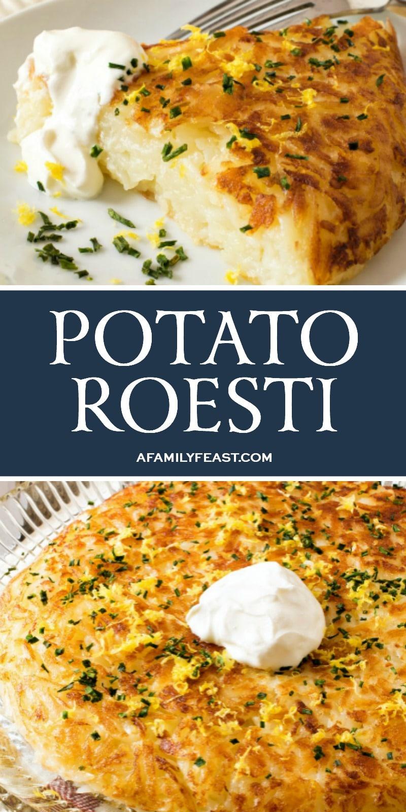 Potato Roesti