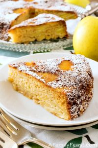 Torta di Mele (Apple Cake)