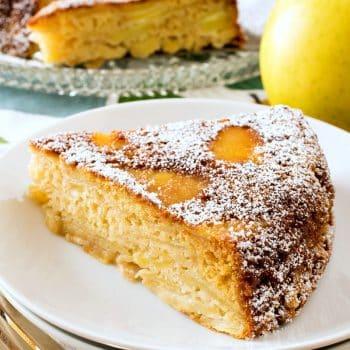 Torta di Mele (Apple Cake)