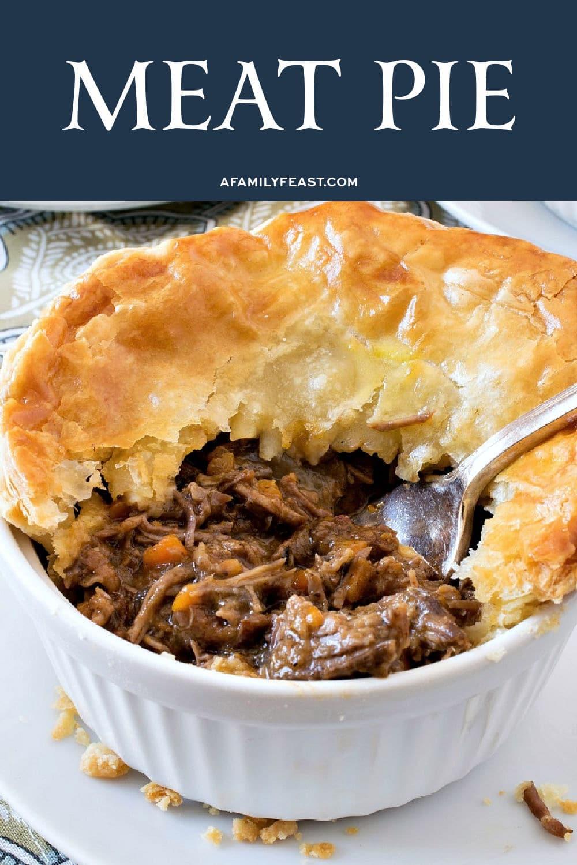 Meat Pie Recipe