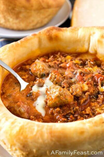 Pizza Olive Garden Menu: A Family Feast®
