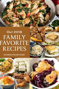 A Family Feast: Top 10 Family Favorites of 2018
