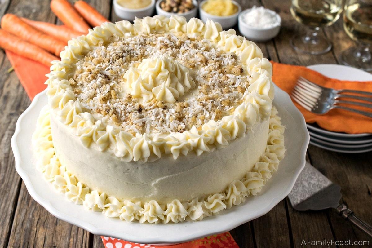 Jack's Carrot Cake