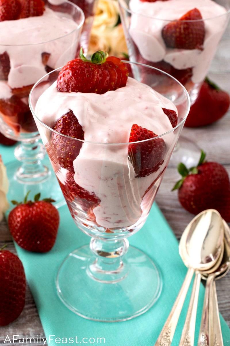 Strawberries Juliet