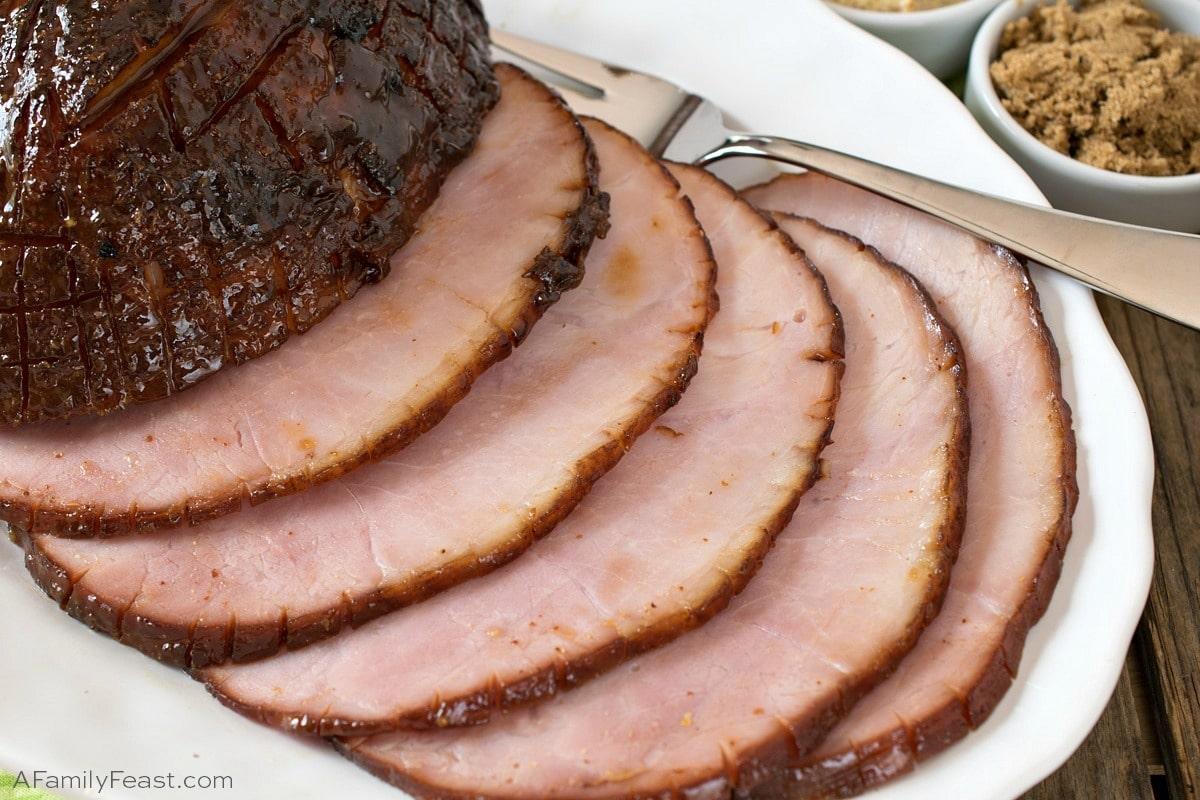 Air Fryer Baked Ham