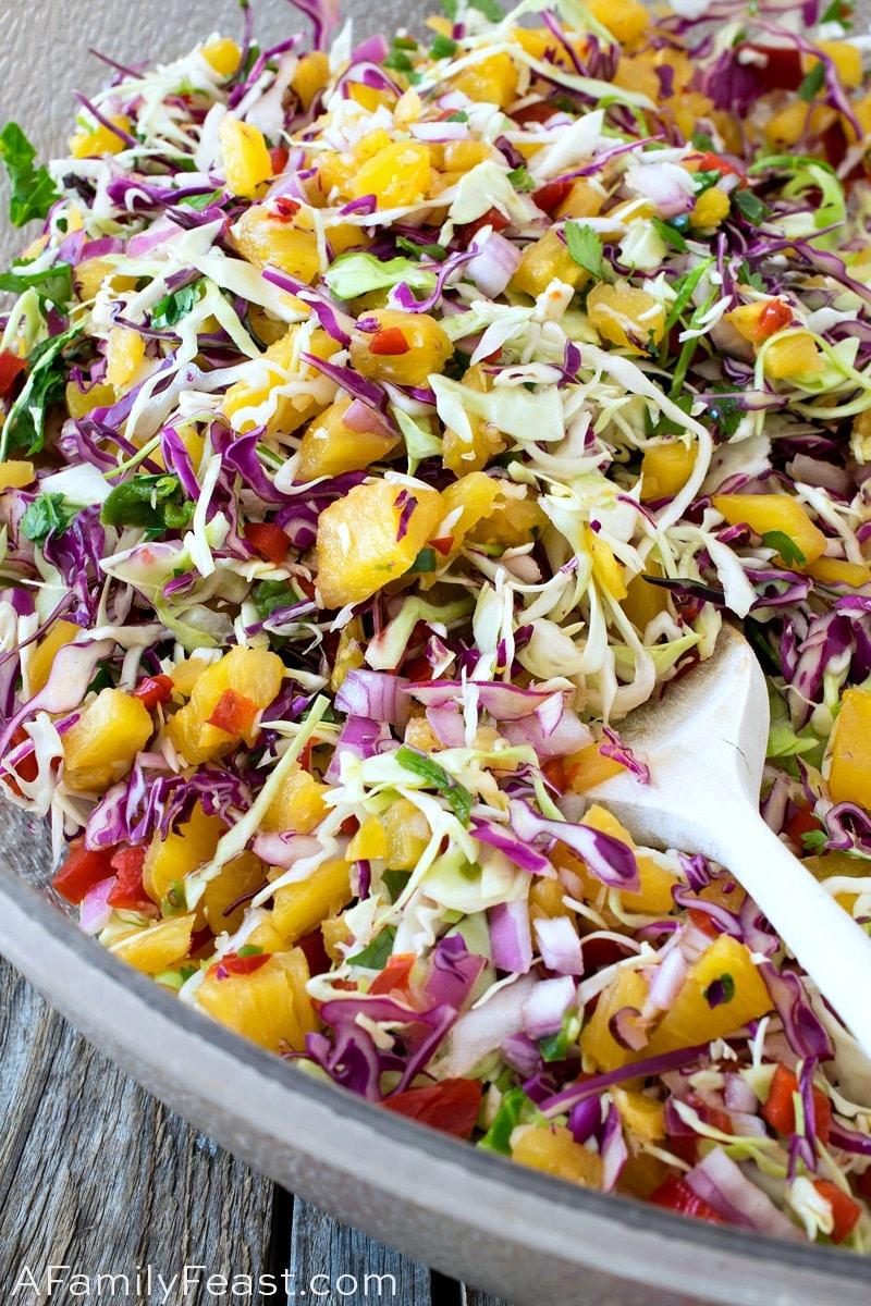 Pickled Taco Vegetables