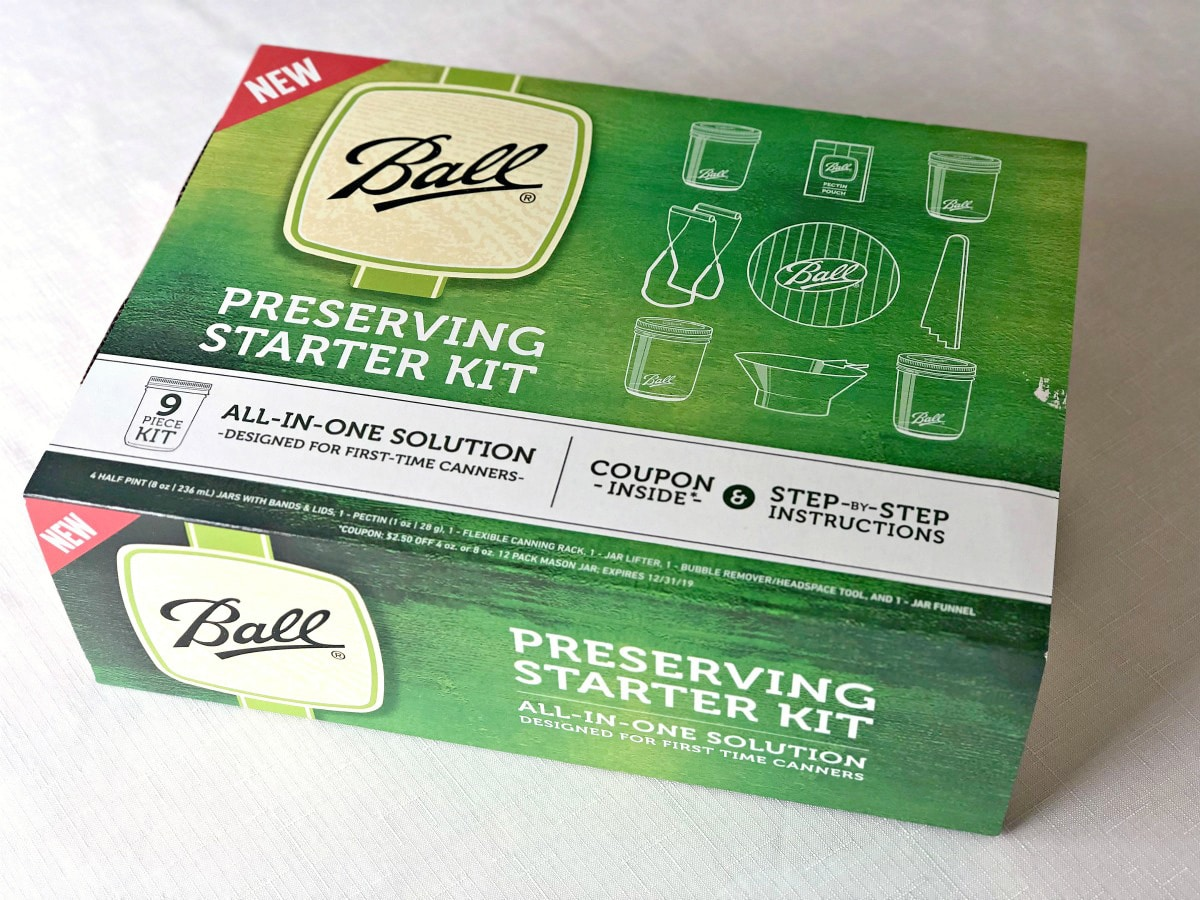 Ball® 9-Piece Preserving Starter Kit