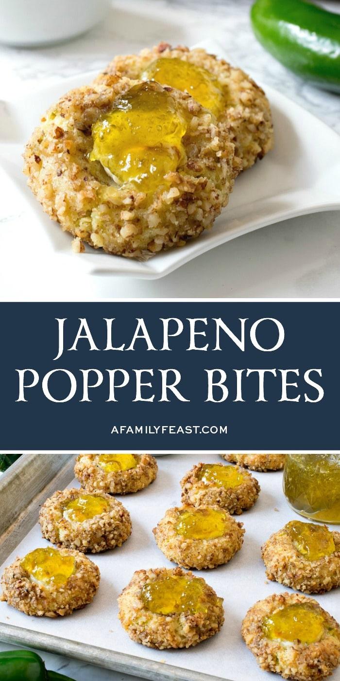 Jalapeño Popper Bites