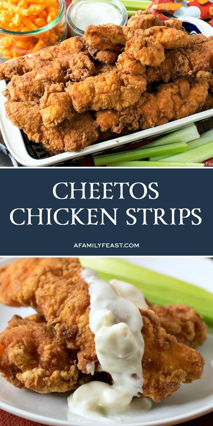Cheetos Chicken Strips