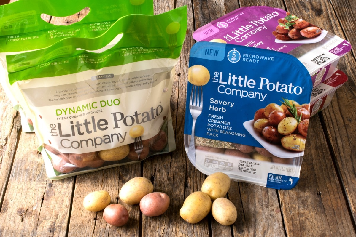 The Little Potato Company products