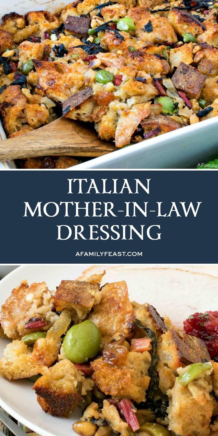 Italian Mother-In-Law Dressing