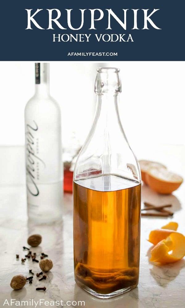 Krupnik (Honey Vodka)