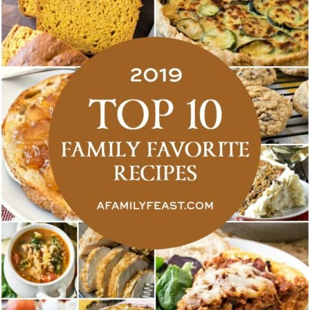 A Family Feast: Top 10 Family Favorites of 2019